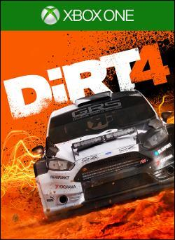 DiRT 4 Box art