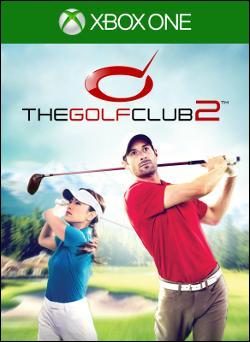 Golf Club 2, The Box art