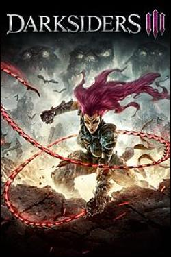 Darksiders III (Xbox One) by THQ Box Art
