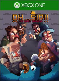 Oh Sir: The Insult Simulator Box art
