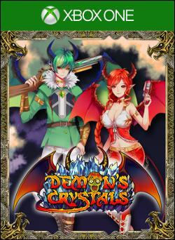 Demon's Crystals (Xbox One) by Microsoft Box Art