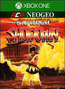 ACA NEOGEO SAMURAI SHODOWN (Xbox One) by Microsoft Box Art
