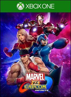 Marvel vs Capcom: Infinite (Xbox One) by Capcom Box Art