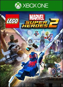 LEGO Marvel Superheroes 2 (Xbox One) by Warner Bros. Interactive Box Art