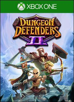 Dungeon Defenders II (Xbox One) by Microsoft Box Art