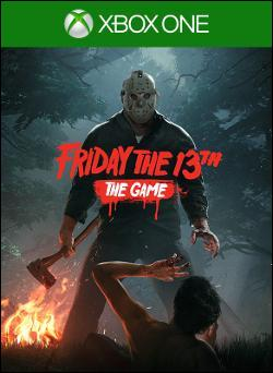 Friday the 13th: The Game (Xbox One) by Microsoft Box Art