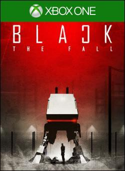Black The Fall (Xbox One) by Square Enix Box Art