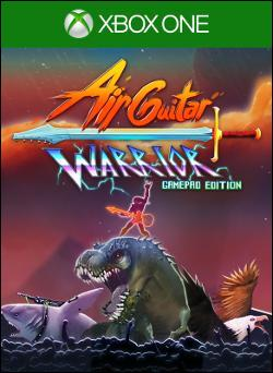 Air Guitar Warrior Gamepad Edition (Xbox One) by Microsoft Box Art