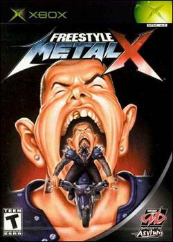 Freestyle MetalX (Xbox) by Midway Home Entertainment Box Art