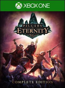Pillars of Eternity: Complete Edition (Xbox One) by Microsoft Box Art