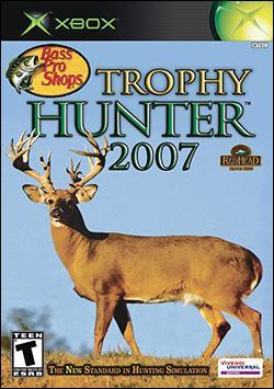 Bass Pro Shops: Trophy Hunter 2007 (Xbox) by Vivendi Universal Games Box Art