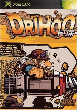 Drihoo (Xbox) by Highwaystar Box Art