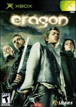 Eragon (Xbox) by Vivendi Universal Games Box Art