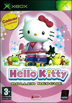 Hello Kitty: Roller Rescue (Xbox) by Namco Bandai Box Art