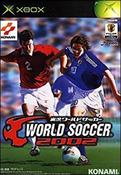 Jikkyou World Soccer 2002 (Xbox) by Konami Box Art