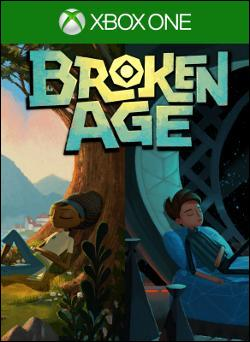 Broken Age (Xbox One) by Microsoft Box Art