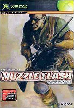 Muzzle Flash (Xbox) by Victor Interactive Software Box Art