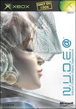 N.U.D.E.@ Natural Ultimate Digital Experiment (Xbox) by Microsoft Box Art