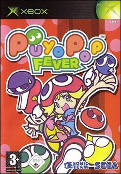 Puyo Pop Fever (Xbox) by Sega Box Art