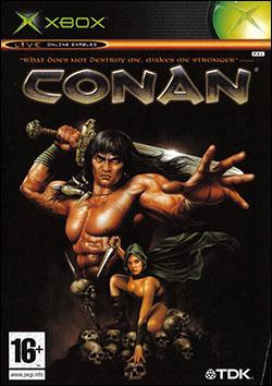Conan (Xbox) by TDK Mediactive Box Art