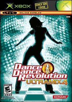 Dance Dance Revolution Ultramix 4 (Xbox) by Konami Box Art