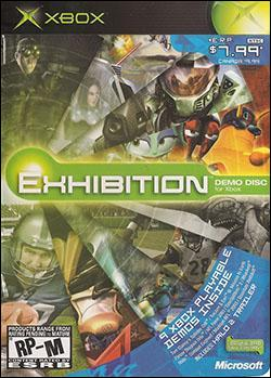 Exhibition: Volume 1 (Xbox) by Microsoft Box Art