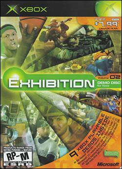 Exhibition: Volume 2 (Xbox) by Microsoft Box Art
