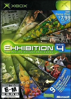 Exhibition: Volume 4 (Xbox) by Microsoft Box Art