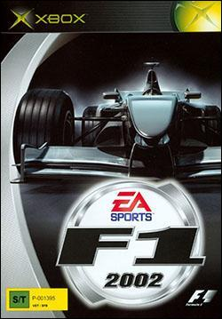 F1 2002 (Xbox) by Electronic Arts Box Art