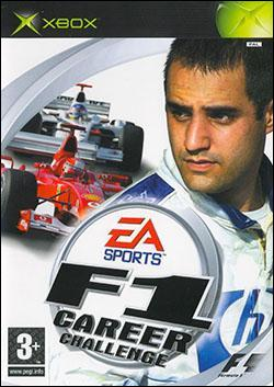 F1 Career Challenge (Xbox) by Electronic Arts Box Art