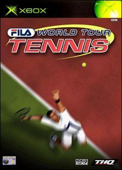 FILA World Tour Tennis (Xbox) by THQ Box Art