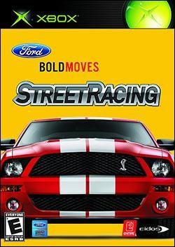 Ford Bold Moves Street Racing (Xbox) by Eidos Box Art