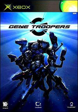 Gene Troopers (Xbox) by Playlogic International Box Art