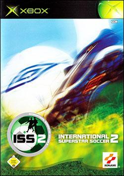 International Superstar Soccer 2 (Xbox) by Konami Box Art