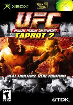 UFC: Tapout 2 (Xbox) by TDK Mediactive Box Art