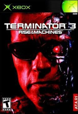 Terminator 3: Rise of the Machines (Xbox) by Atari Box Art