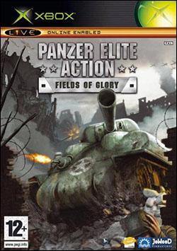 Panzer Elite Action: Fields of Glory (Xbox) by JoWooD Box Art