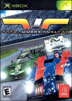 Total Immersion Racing (Xbox) by Empire Interactive Box Art