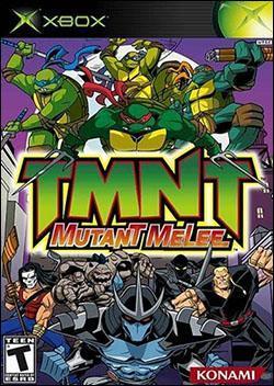 Teenage Mutant Ninja Turtles: Mutant Melee (Original Xbox) Game