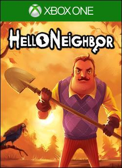 Hello Neighbor (Xbox One) by Microsoft Box Art