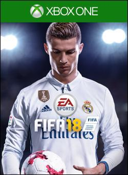 FIFA 18 (Xbox One) by Electronic Arts Box Art