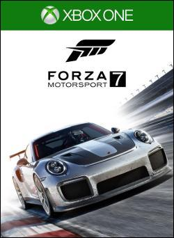 Forza Motorsport 7 (Xbox One) by Microsoft Box Art