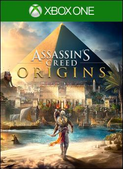 Assassin's Creed Origins Box art