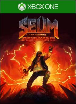 SEUM: Speedrunners From Hell (Xbox One) by Microsoft Box Art