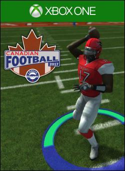 Canadian Football 2017 (Xbox One) by Microsoft Box Art