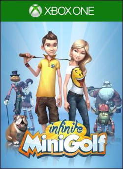 Infinite Minigolf (Xbox One) by Microsoft Box Art