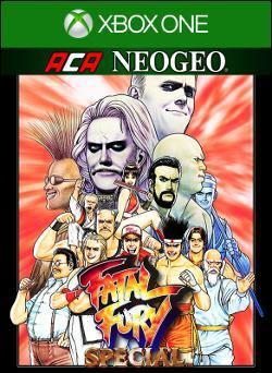 ACA NEOGEO FATAL FURY SPECIAL (Xbox One) by Microsoft Box Art