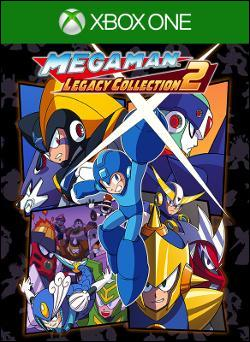 Mega Man Legacy Collection 2 (Xbox One) by Capcom Box Art