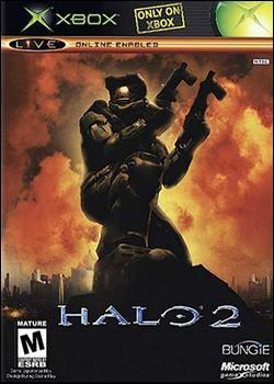 Halo 2 (Xbox) by Microsoft Box Art