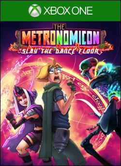Metronomicon: The the Dance Floor, The (Xbox One) by Microsoft Box Art